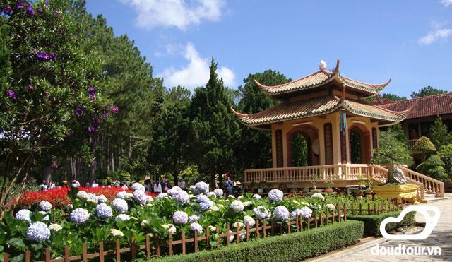 4 khu du lịch của thành phố Đà Lạt