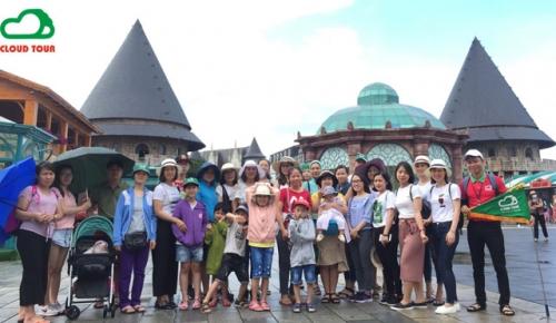 Tour Hà Nội Đà Nẵng Bà Nà - tắm biển Mỹ Khê