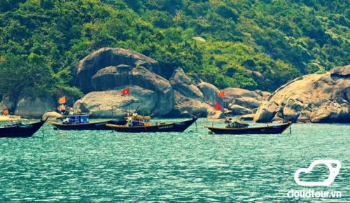 Tour Cù Lao Chàm - thiên đường biển đảo Việt