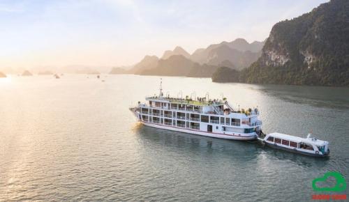 Tour Hạ Long 3 ngày 2 đêm - Du thuyền Magenta 5*
