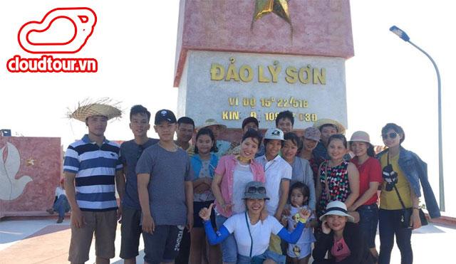 Du lịch Lý Sơn - Công ty cổ phần dược thảo Phúc Vinh - chi nhánh Đà Nẵng