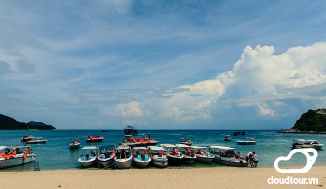 Thuê Cano cao tốc ra đảo Cù Lao Chàm