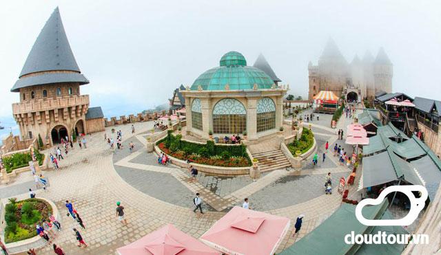Tour du lịch Đà Nẵng khởi hành vào tháng 8